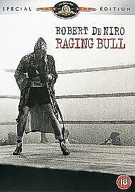 Raging Bull [SPECIAL EDITION]  (DVD, 2-Disc Set) FREE UK P+P ...................