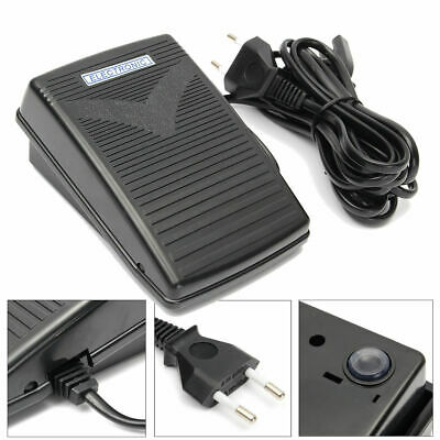 Euro Sewing Machine Foot Control Pedal For ELNA KENMORE VIKING SINGERE 200-240V