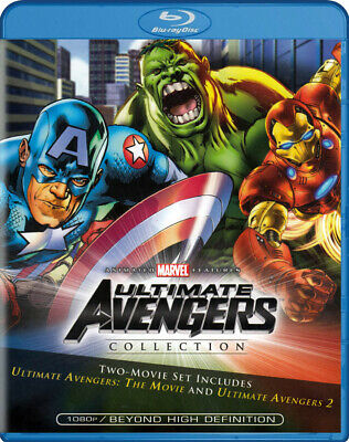 Ultimate Avengers Colección (Ultimate Avenger Nuevo Blu