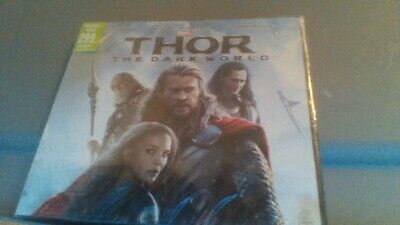 Marvel Thor: The Dark World VCD / CDi / Video CD ULTRA RARE No Longer In Stores