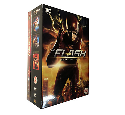 The Flash: Season 1-4