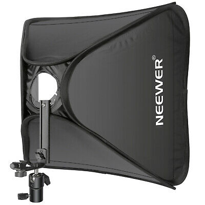 "Neewer 24""x24""/60cmx60cm, Off-Camera difusor flash profesional portable plegable"