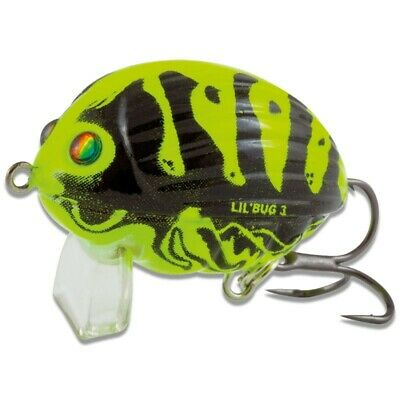Salmo Lure  Lil Bug 3cm/4,3g Floting Trout Perch   1st CLASS Shipping