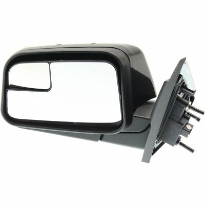 Mirror For 2009-2011 Ford Edge Left Side Heated with Memory with Puddle Lamp
