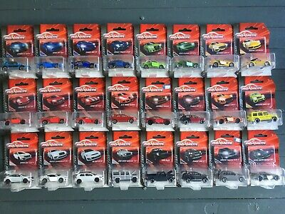 Majorette PREMIUM CARS Series Diecast Car Model *** Choose your model ***