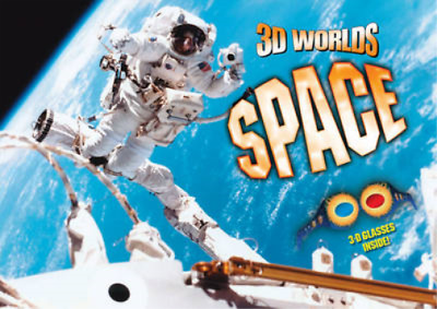 3D Worlds: Space, Paul Harrison, Used; Acceptable Book