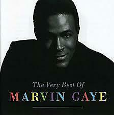MARVIN GAYE - THE VERY BEST OF...22 tracks in VGC