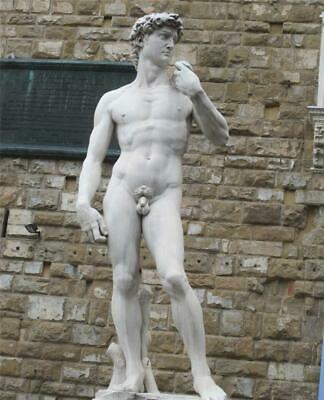 186934 STATUE OF DAVID SCULPTURE MONUMENT WALL DECOR Wall Print Poster AU