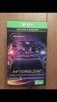 Xbox Prismatic Afterglow Wired Controller