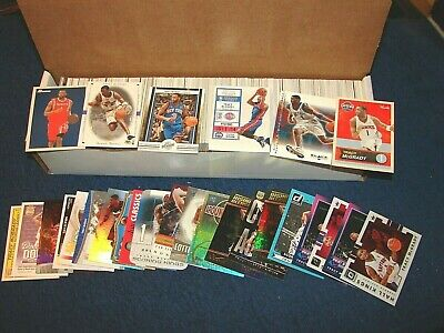 Tracy Mcgrady Raptors Rockets Magic Huge Lot Of 610 Cards With Inserts (Bkb-8)