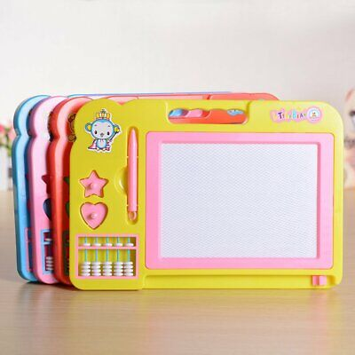 Magnetic Magnetic Drawing Board Baby Early Education Hand Painting Board K