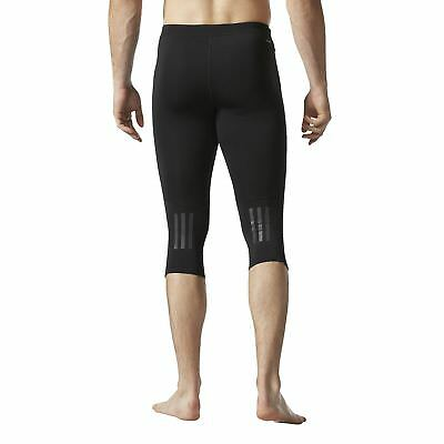 ADIDAS RESPONSE 34 Tight Homme Short Runningcapri Jogging
