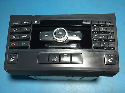 2012 Mercedes-Benz E350 A2129068800 Radio Navigation System