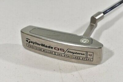 "TaylorMade OS Daytona 35"" Putter Right Steel # 73204"