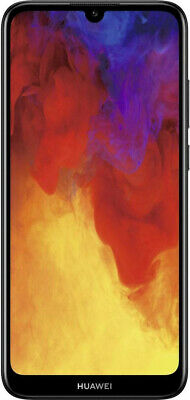 Huawei Y6 (2019) Single Sim Black, NEU Sonstige
