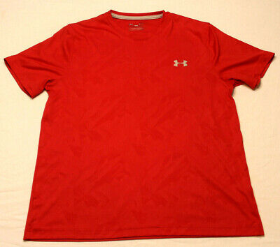 Clothing, Shoes & Accessories Under Armour Heat Gear Train To Win 100% Beast Run Loose T Shirt Mens M L Nw Use