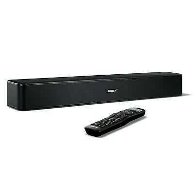 Bose Solo 5 TV Sound System ✔️ Fast Shipping - Manufacturer Recertified