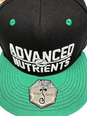 ee30d9fe Limited Edition Advanced Nutrients hat by Grassroots New SnapBack Stash 420  710