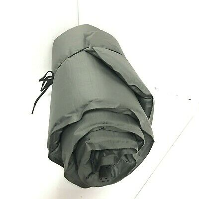 Venture Outdoors Mummy-Shaped Self-Inflating Camp Pad with Microban