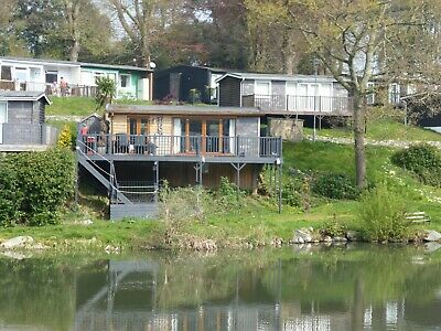 NORTH WALES HOLIDAY CHALET/COTTAGE  1 week 10th AUGUST  OVERLOOKING THE LAKE