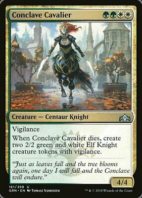 4x Connive //// Concoct Guilds of Ravnica GRN MTG M//NM Playset