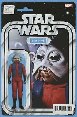 Star Wars #58 B John Tyler Christopher Variant Nien Nunb VF+/NM+