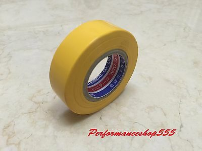 3 Roll PVC Electricians Electrical Insulation Tape Gray 0.2mm x 19mm x 10M