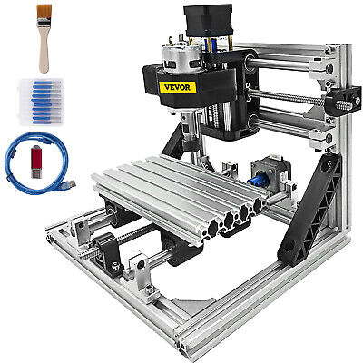 3 Axis CNC Router Kit 1610 Engraver GRBL Injection Molding Material T8 Screw