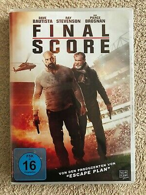 Final Score - DVD - Pierce Brosnan