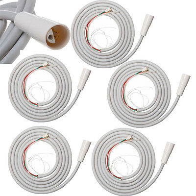 5pcs Dental Cable Silicone Tubes for DTE Satelec Ultrasonic Scaler Handpiece HUF