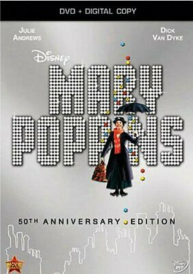 Mary Poppins: 50th Anniversary Edition DVD
