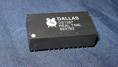 DALLAS DS1287 DIP Real Time Clock USA ship