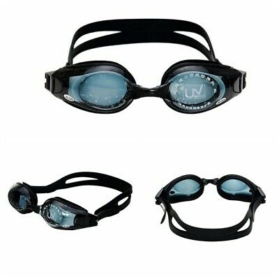 Swimming Training Goggles -1.5 -9.00 Prescription Myopia Nearsighted Glasses AU