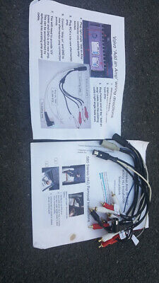 Volvo S80 S60 Aftermarket Amplifier wiring cables