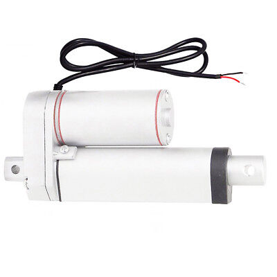 "Heavy Duty 50mm 2"" Inch Stroke Linear Actuator 1500N/330lbs Load 12V DC Motor"