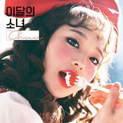 Loona Chuu Heart Attack Single Album Ver A