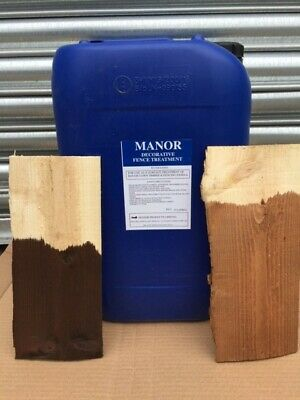 Fence paint, Fence Treatment 25 Litres Concentrated can make over 250 Litres
