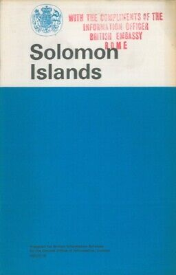 Isole Salomone - British - Solomon Islands.