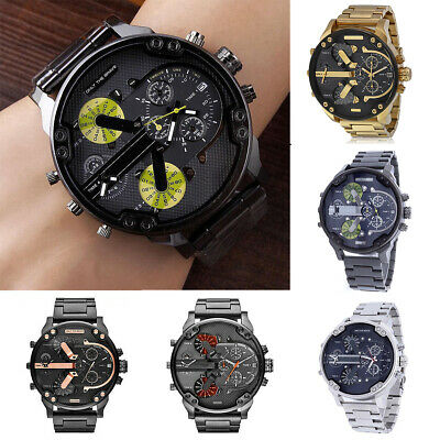 Unique Fashion Military Date Quartz Analog Army Men's Cool Quartz Wrist Watches