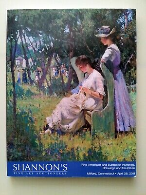 Shannon's American & European paintings 2011 Mary Bradish Titcomb