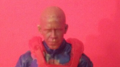 MH016 Cast Action figure headsculpt for use with 1:18th Scale gi joe militaire