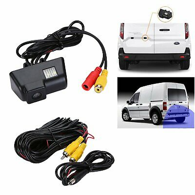 FORD Transit Van Reverse Camera CCD Reversing Camera Ford Connect Rear View