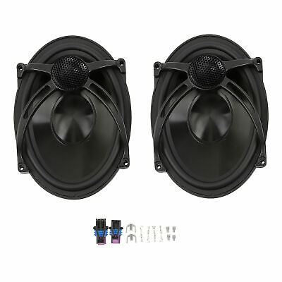 Saddlebag 5x7 Speaker per Harley Touring Electra Street Glide Road King 1994-up