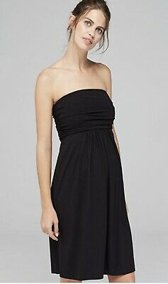 bd979d7a3b535 LONG, BLACK ISABELLA Oliver maternity Dress size 0 - $95.00 | PicClick