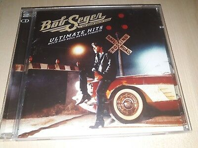 Bob Seger - Ultimate Hits (Rock and Roll Never Forgets, 2012) - 2xCD - Best of -