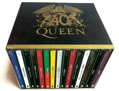 Queen 40th Anniversary 30 CD Box Set BRAND NEW AND SEALED