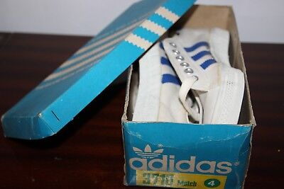 ADIDAS vintage deadstock new shoes Berlin  Rom Vienna Never worn 70's 80'S Match