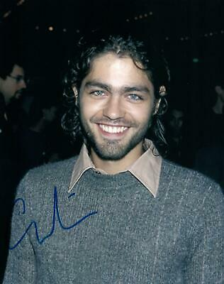 Adrian Grenier Autographed Signed 8x10 Photo Entourage