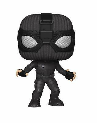 Marvel Spider-Man Far From Home Spider-Man Stealth Suit Bobblehead Pop! Figure