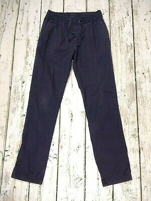 "Mens Ted Baker Casual Chino Trousers Slim Elasticated Waist 32"" L31"